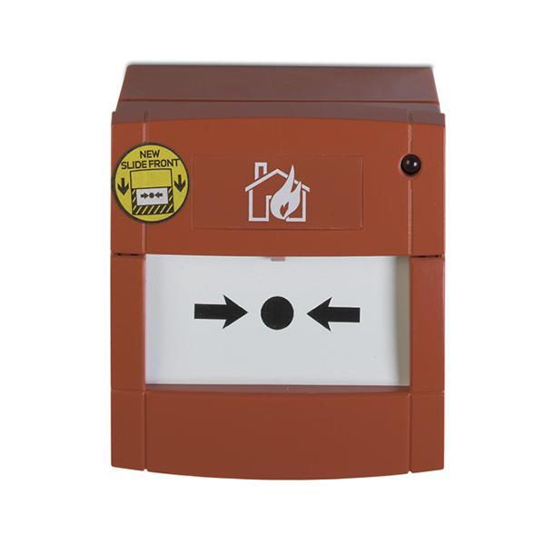 Buton de avertizare manuala adresabil, protocol Kilsen