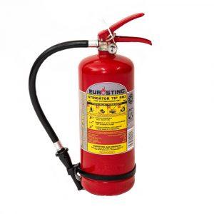Stingator de incendiu cu spuma aeromecanica presurizat permanent SM3 - 3 litri spumant